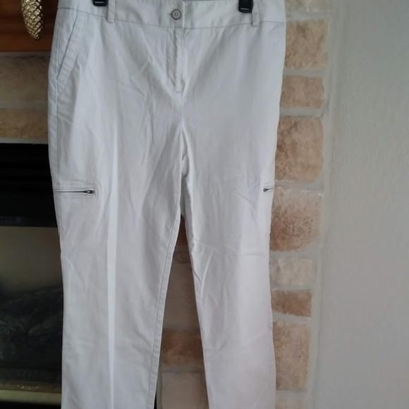 Dana Buchman Pants - NWOT Dana Buchman Pants - Light Beige size 14